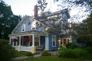 The Dawson House... Truly intriguing Charlottetown, Prince Edward Island Bed & Breakfasts