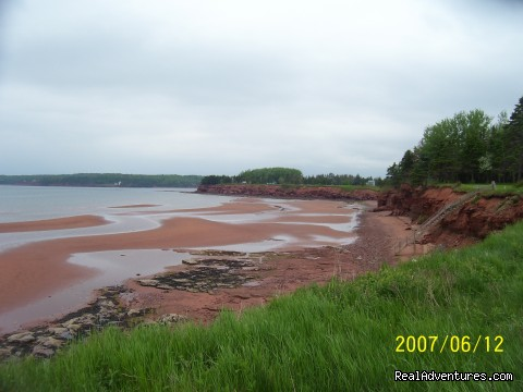 Keppoch beach (#3 of 6) - Seahorse Tourist Suites PEI