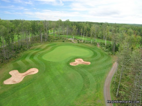 Eagle's View Golf Course & Interpretive Centre