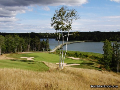 - Eagle's View Golf Course & Interpretive Centre
