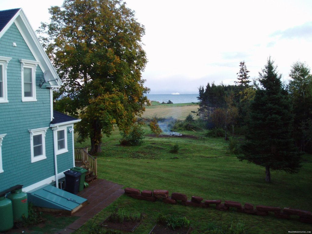 Coach House View to Northumberland Strait | Image #18/25 | Murray Harbour: The Old Winsloe House