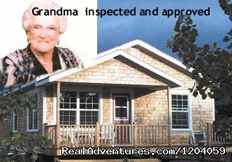 Old MacDonald's Loch-Mara-executive 2 bedroom Grandma approved