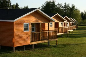 Amazing waterfront cottage resort  Ocean Acres Vacation Rentals Murray Harbour, Prince Edward Island