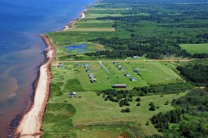 Warren's Beachfront Cottages Vacation Rentals Goose River, Prince Edward Island