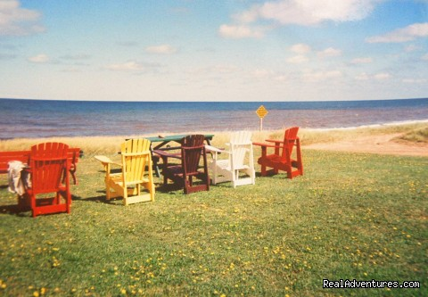 Site and Relax - Warren's Beachfront Cottages