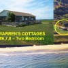 2 Bedroom Cottage -  6,  7,  8