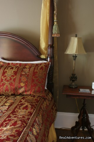 Heritage Suite - Romantic Weekend Getaways At Heritage Hideaway B&B