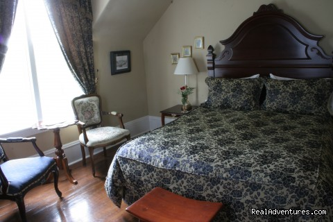 Carriage Suite - Romantic Weekend Getaways At Heritage Hideaway B&B
