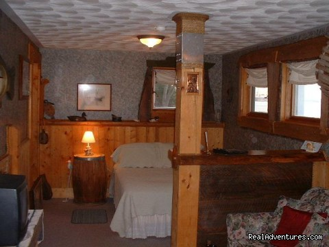 The Captain's Quarters Suite - SeaWatch Bed & Breakfast