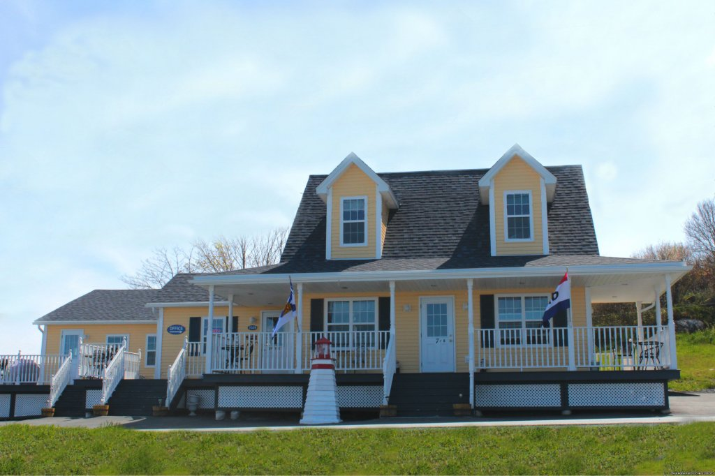 West Dover Harbour View Cottages & Guestrooms West Dover, Nova Scotia  Bed & Breakfasts