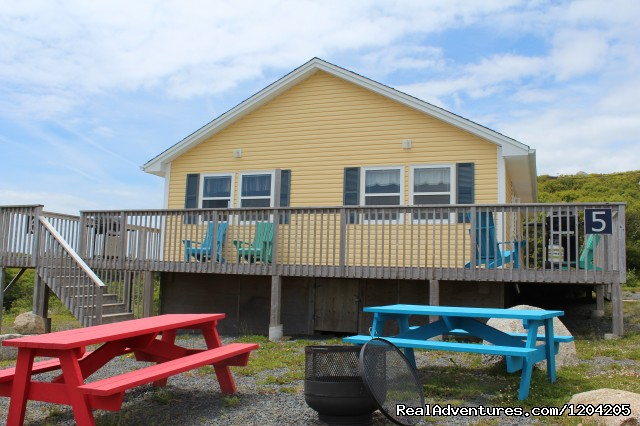 - West Dover Harbour View Cottages & Guestrooms