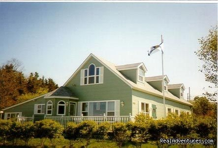 Hospitality plus at The Flying Dutchman B & B Peggy's Cove, Nova Scotia  Bed & Breakfasts
