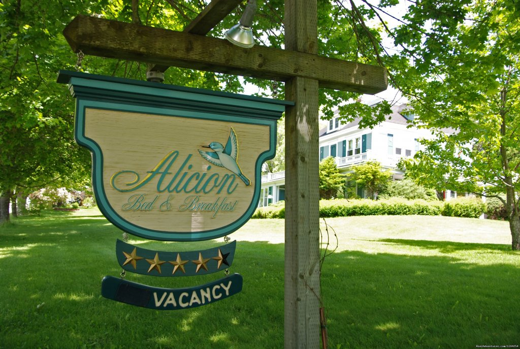 Welcome! | Image #2/18 | Alicion Bed & Breakfast