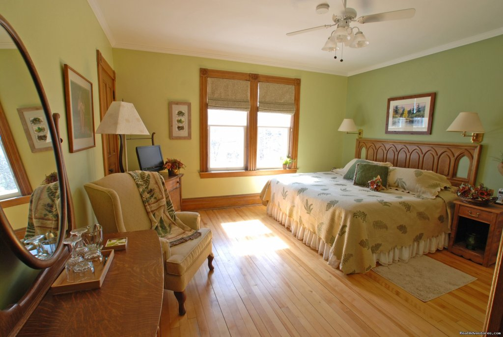 Tamarack Room | Image #5/18 | Alicion Bed & Breakfast