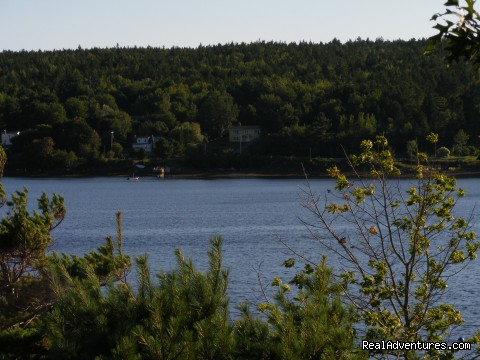 The LaHave River - Trellis House Accommodation