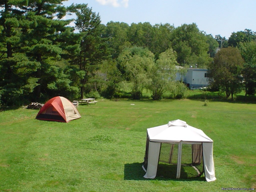 Tenting also available | Image #7/14 | Caledonia Country Hostel