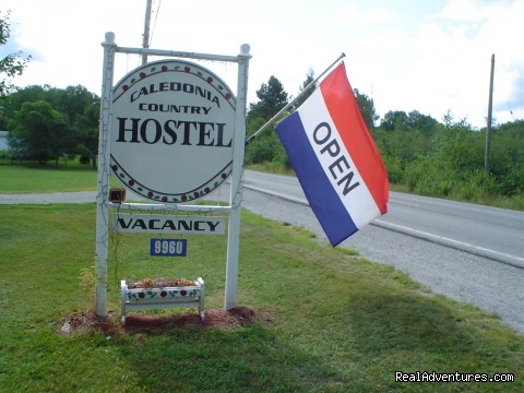- Caledonia Country Hostel