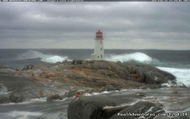 Peggys Cove Lighthouse - Port Mouton Bay Cottages