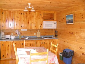 Clyde River Cottages & Campground  Campgrounds & RV Parks Clyde River, Nova Scotia