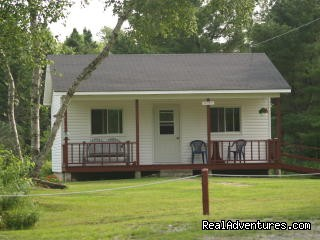Birch cottage (#3 of 4) - Clyde River Cottages & Campground