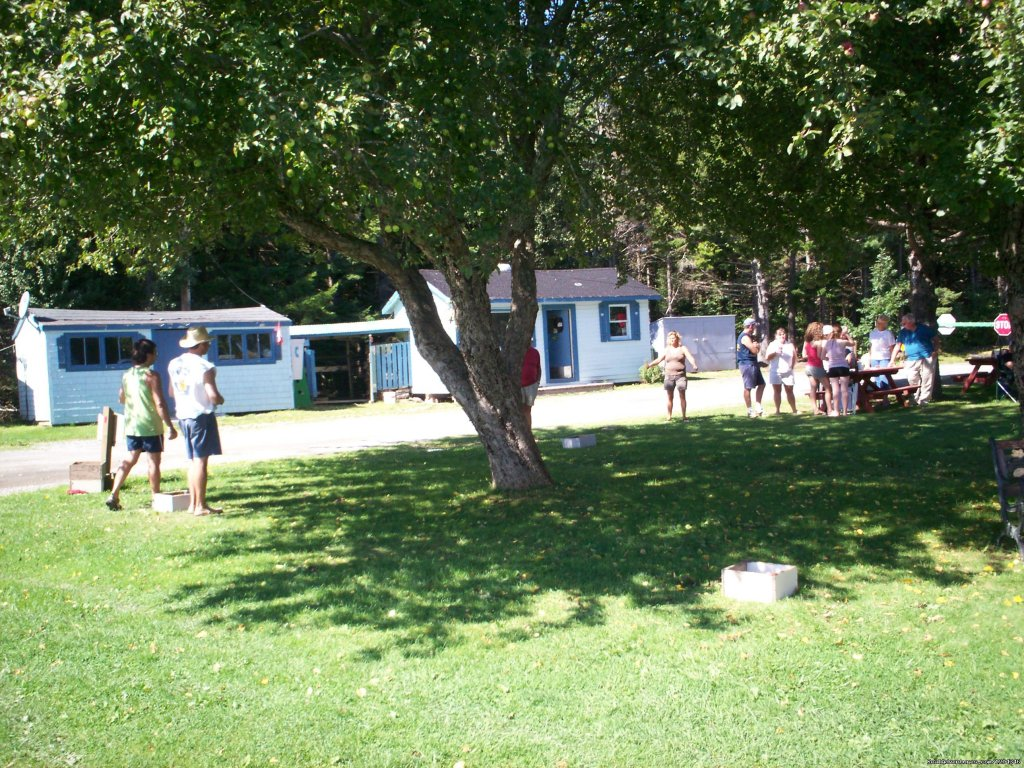 Little Lake Family Campground Lunenburg, Nova Scotia  Campgrounds & RV Parks