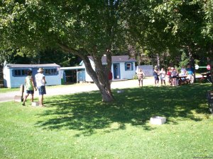 Little Lake Family Campground Campgrounds & RV Parks Lunenburg, Nova Scotia