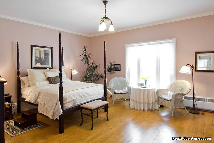 The Audrey Kenney Room | Image #2/3 | Harbour's Edge Bed & Breakfast (c 1864)