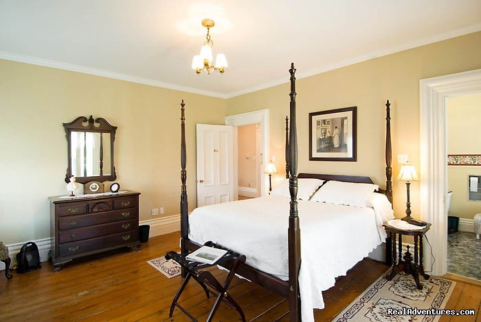 The Ellen Brown Room | Image #3/3 | Harbour's Edge Bed & Breakfast (c 1864)