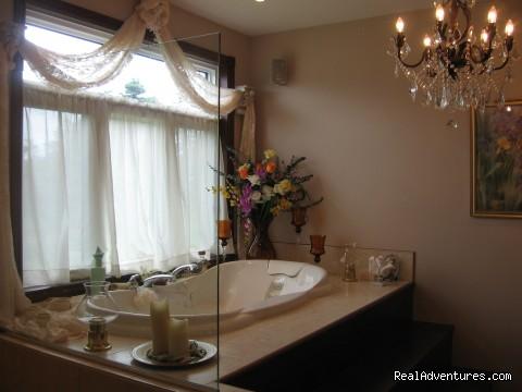 Master Suite Bathroom (#6 of 11) - A la Maison d'Amitie' B & B