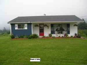 Gulliver's Cove Oceanview Cottage Vacation Rentals Digby Neck, Nova Scotia