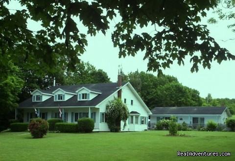 Deep Brook Bed & Breakfast: Deep Brook B&B Front