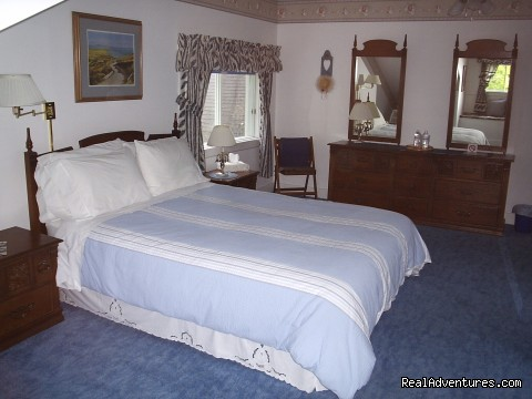 Blue Room - Deep Brook Bed & Breakfast