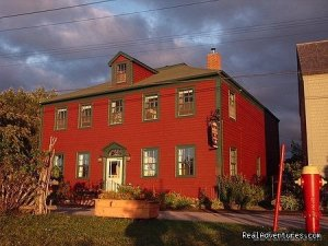 Bailey House Bed & Breakfast Annapolis Royal, Nova Scotia Bed & Breakfasts