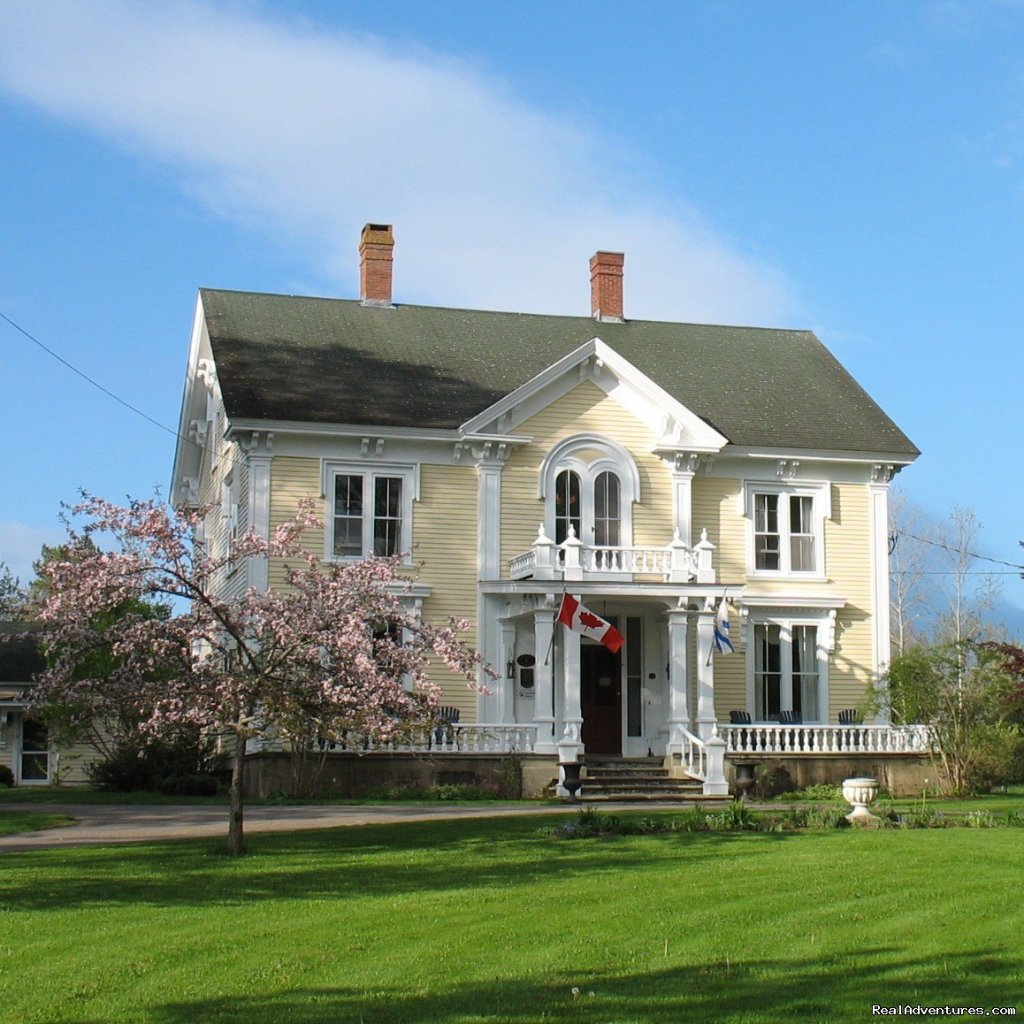 Image #1/16 | Annapolis Royal, Nova Scotia  | Bed & Breakfasts | Hillsdale House Inn