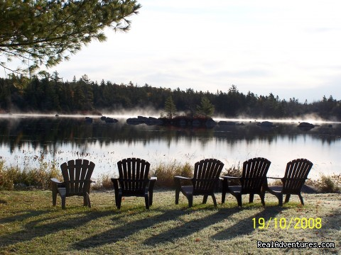 Early Morning - Lakefront Peace & Serenity at Tranquil Times B&B