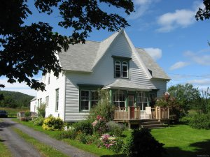 Croft House Bed and Breakfast Granville Ferry, Nova Scotia Bed & Breakfasts