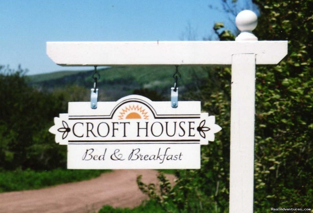 Welcome - Bienvenue! | Image #2/6 | Croft House Bed and Breakfast