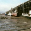 Low tide at the Parrsboro's habour