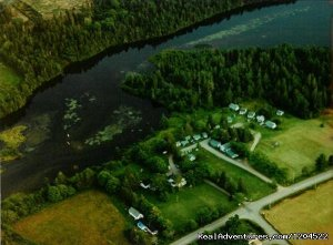 Riverview Cottages Vacation Rentals Parrsboro, Nova Scotia