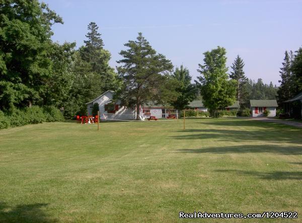 Riverview Cottages Parrsboro Nova Scotia Vacation