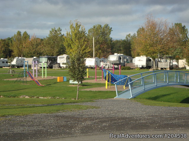South Mountain Park Family Camping & RV Resort