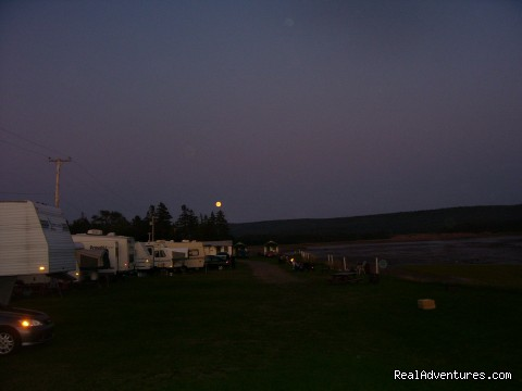 - Diamond Shores Campground