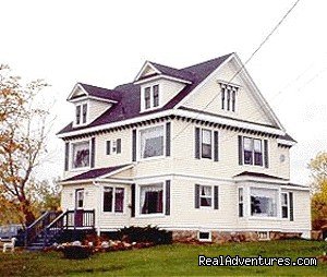 Jubilee Cottage Inn, Front View (#1 of 12) - Gracious 1912 Victorian home on private waterfront