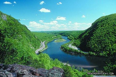 Pocono Vacation Getaways: The Delaware Water Gap - Gateway to the Poconos