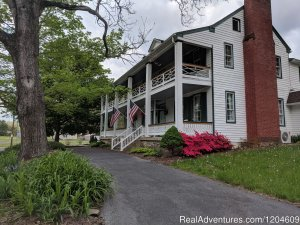 The Buckhorn Inn Bed & Breakfasts Churchville, Virginia