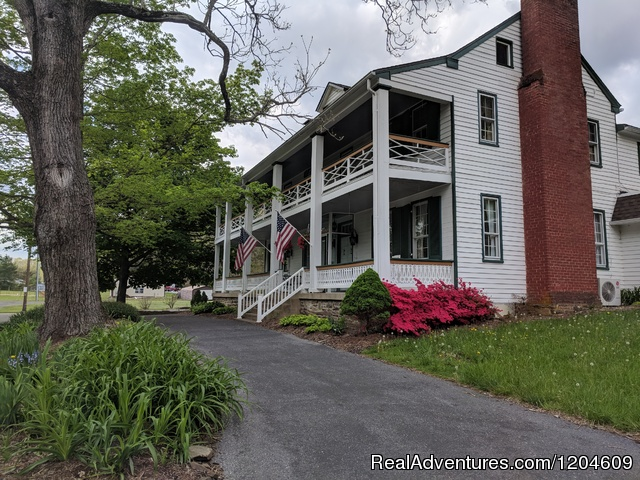 The Buckhorn Inn Churchville, Virginia Bed & Breakfasts