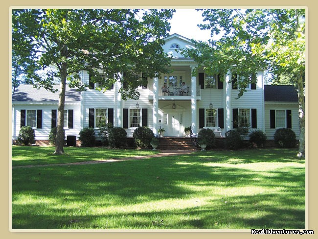 Virginia Cliffe Inn, Front View | Image #1/13 | Glen Allen, Virginia  | Bed & Breakfasts | Virginia Cliffe Inn