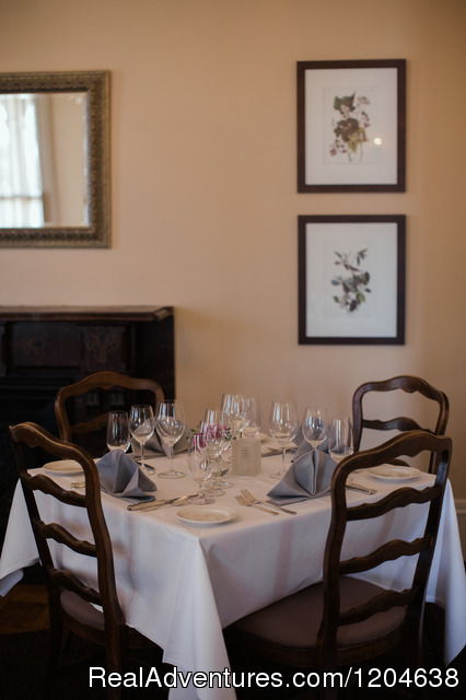 - Joshua Wilton House Inn & Restaurant