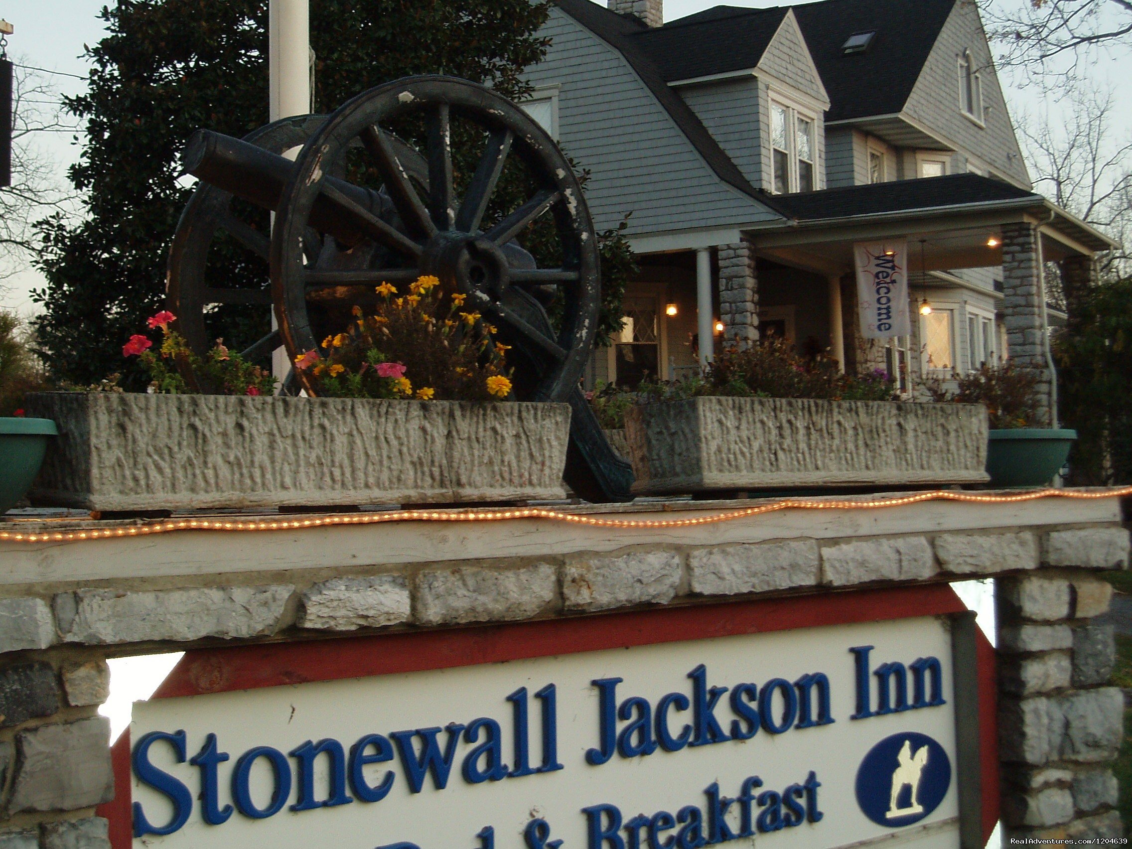 We can't wait to meet you | Image #5/15 | Stonewall Jackson Inn Bed & Breakfast