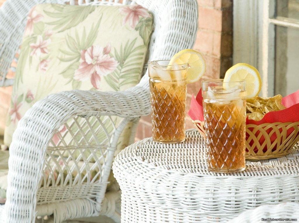 Tea on the Front Porch | Image #11/21 | Carriage House Inn Bed and Breakfast